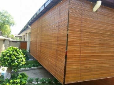 Malaysia Wooden Blinds Panel Blinds Cartoon Roller Blinds